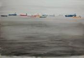 ships on the bosporus
